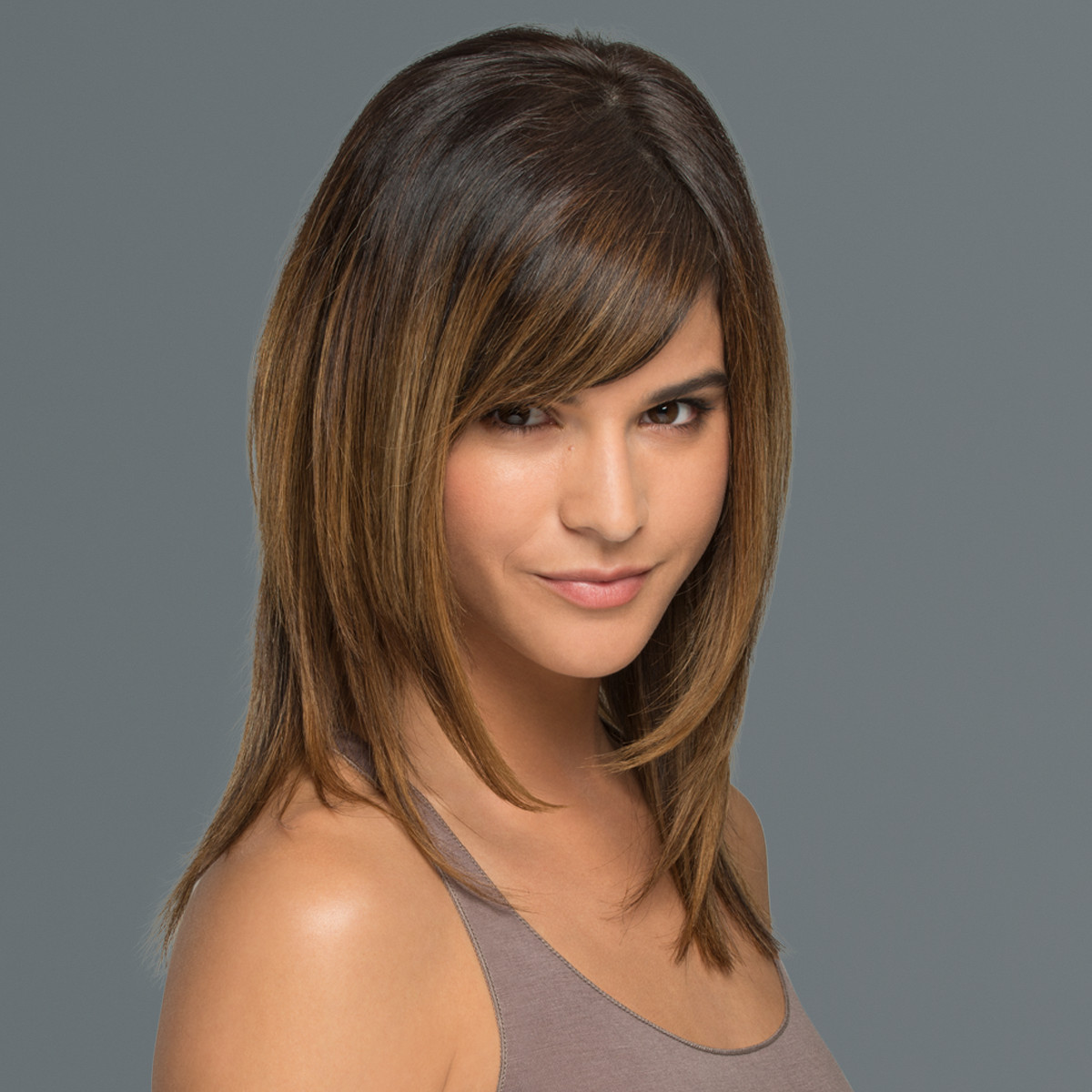 Best ideas about Female Haircuts . Save or Pin Classic Sleek Lob Haircut Women s Hairstyles Now.