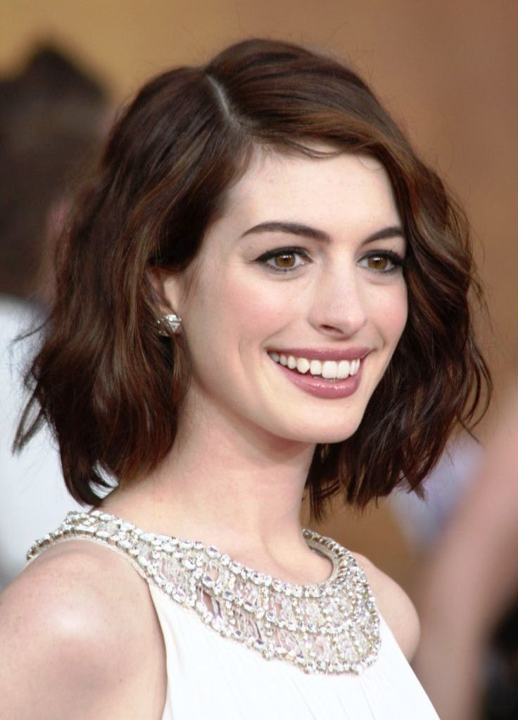 Best ideas about Female Haircuts . Save or Pin Beautiful Hairstyles for Oval Faces Women s Fave HairStyles Now.