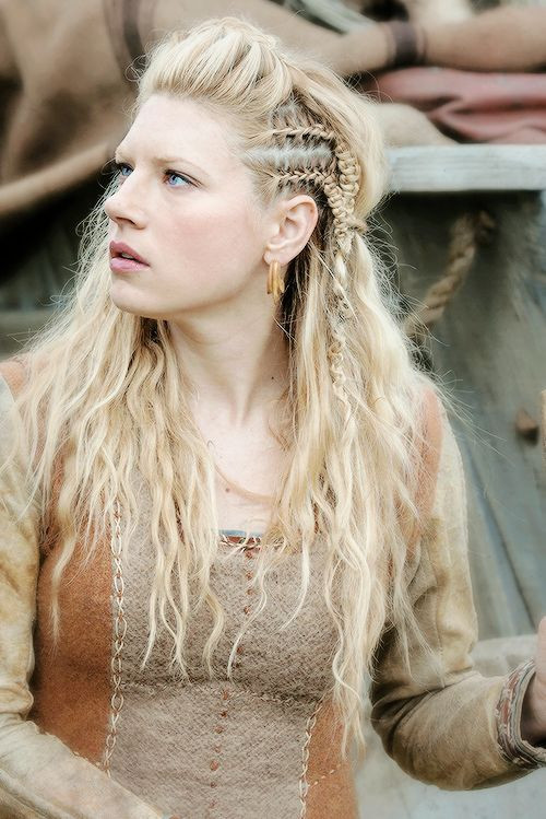 Best ideas about Female Viking Hairstyles . Save or Pin warrior braids Now.