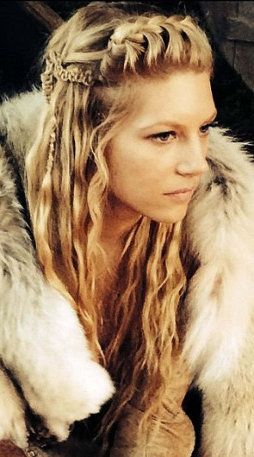 Best ideas about Female Viking Hairstyles . Save or Pin Lagertha s hair never disappoints … Now.