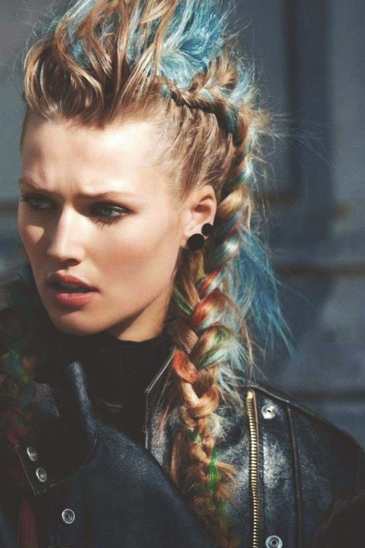 Best ideas about Female Viking Hairstyles . Save or Pin dirtbin designs Viking Hair Now.