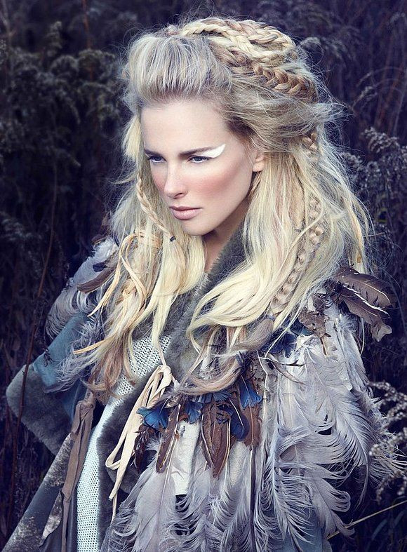 Best ideas about Female Viking Hairstyles . Save or Pin freestylehippiesoul coole haircuts Now.