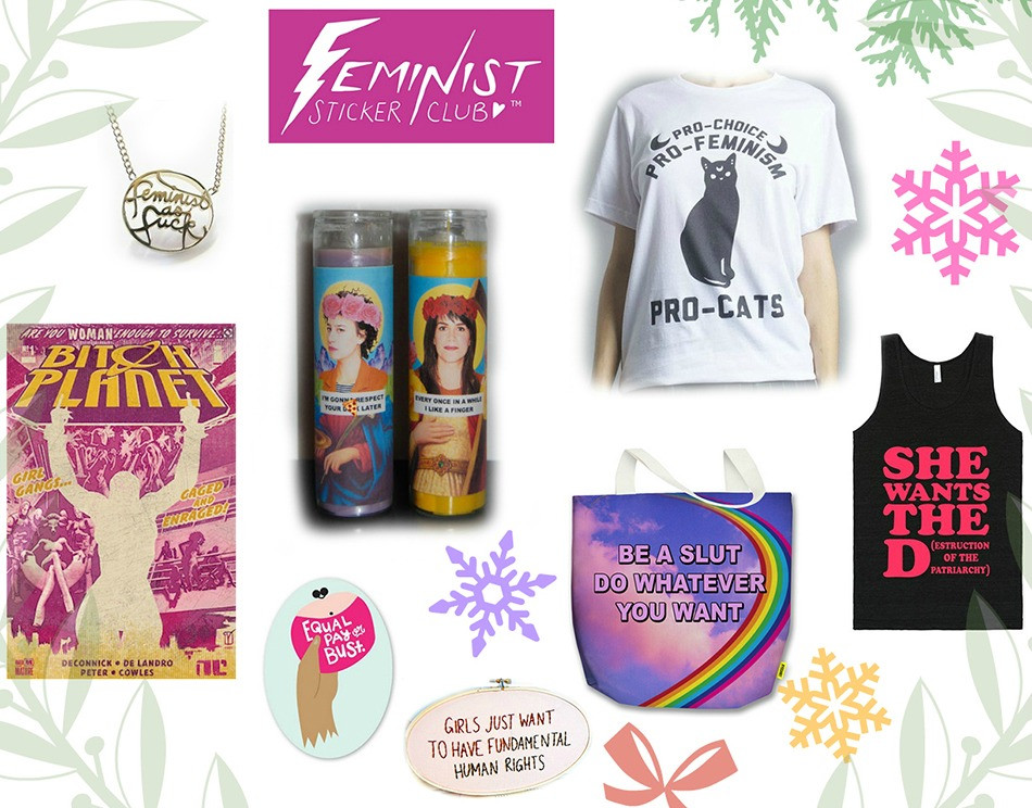 Best ideas about Feminist Gift Ideas . Save or Pin feminist christmas t guide – holly richmond Now.