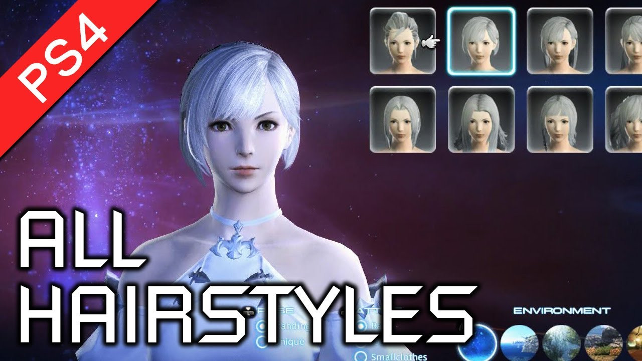 Best ideas about Ffxiv Female Hairstyles . Save or Pin Final Fantasy XIV A Realm Reborn PS4 All Female Now.