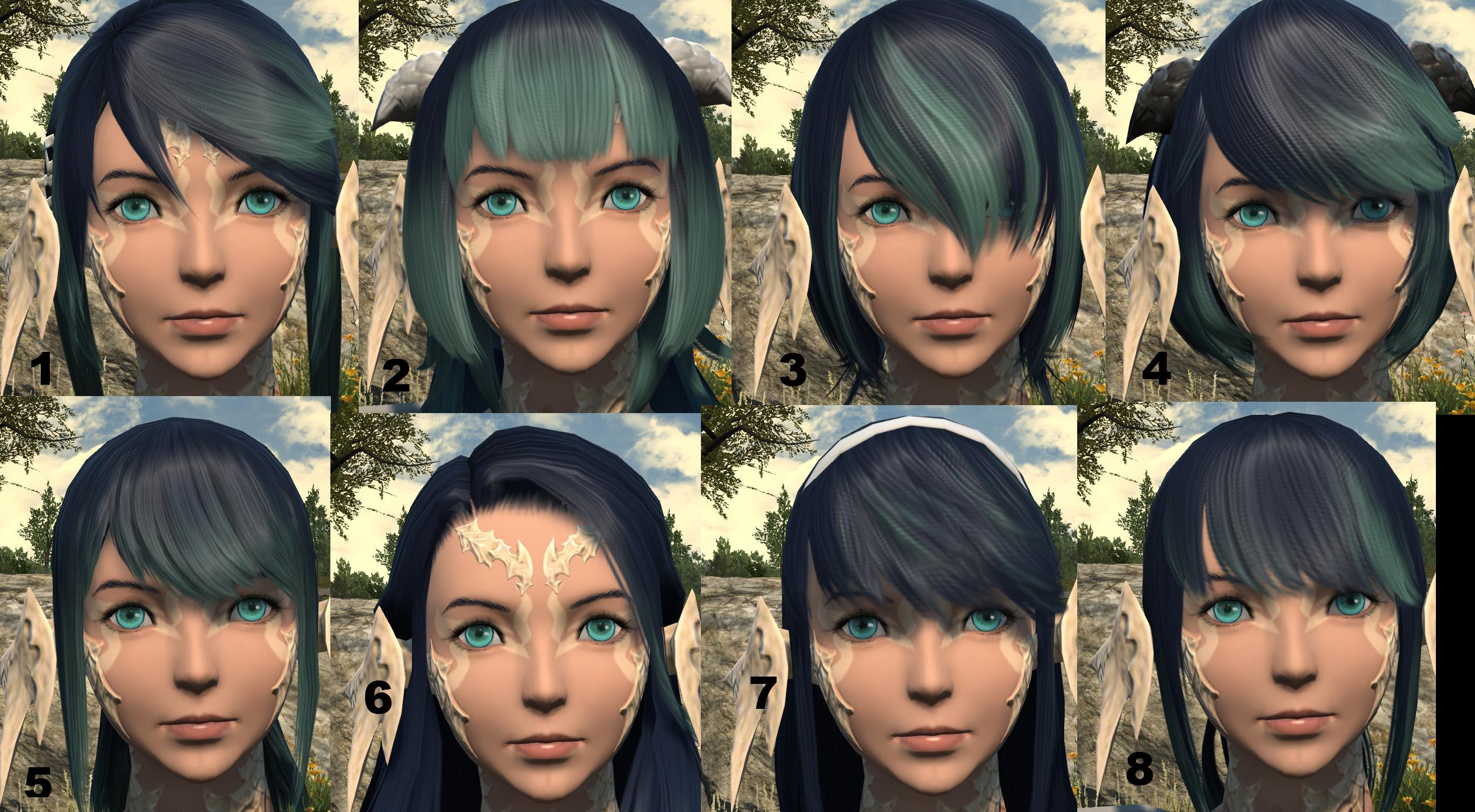 Best ideas about Ffxiv Female Hairstyles . Save or Pin show your au ra Page 105 Now.