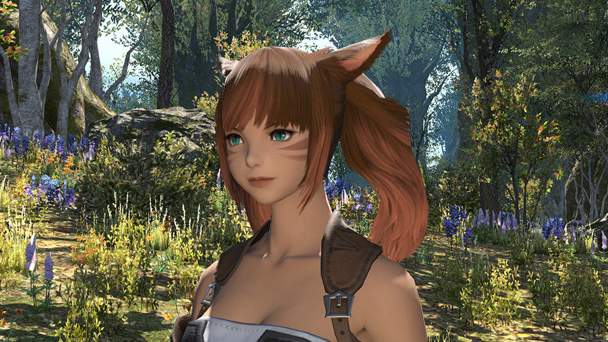 Best ideas about Ffxiv Female Hairstyles . Save or Pin FINAL FANTASY XIV A Realm Reborn Now.