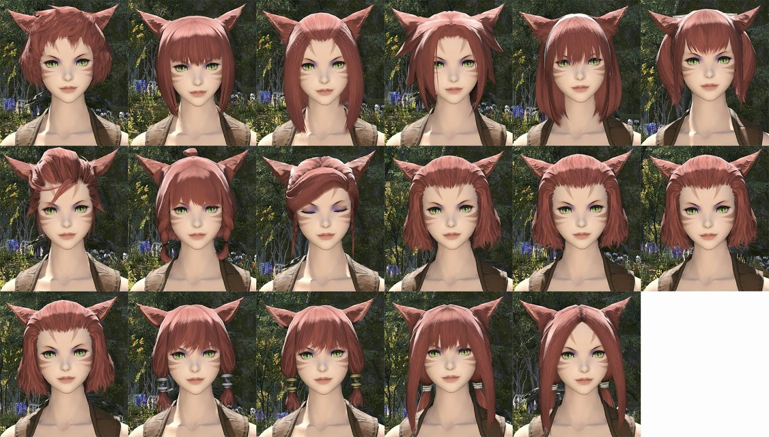 Best ideas about Ffxiv Female Hairstyles . Save or Pin FFXIV Character Creation Now.