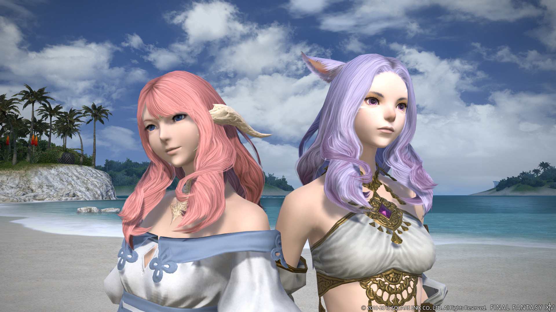 Best ideas about Ffxiv Female Hairstyles . Save or Pin Final Fantasy XIV Team Show Their Gratitude to Players by Now.