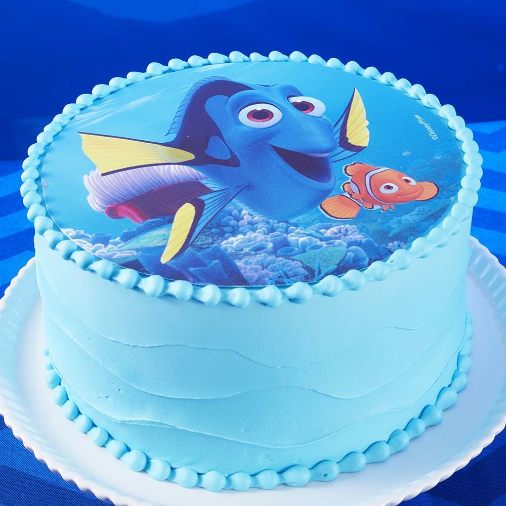 Best ideas about Finding Dory Birthday Cake . Save or Pin Finding Dory Cake Birthday Cake Ideas Now.