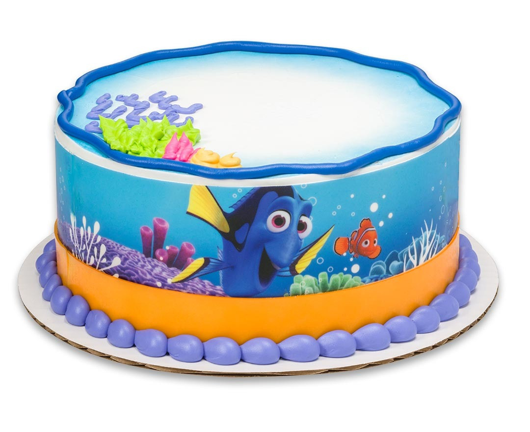 Best ideas about Finding Dory Birthday Cake . Save or Pin Finding Dory Theme for a Birthday Party Now.