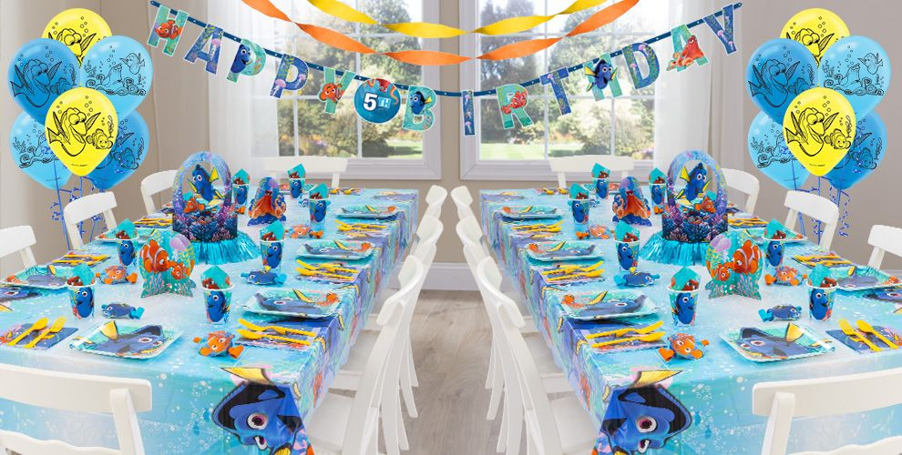 Best ideas about Finding Dory Birthday Party Ideas . Save or Pin Finding Dory Theme Birthday Party Ideas Now.