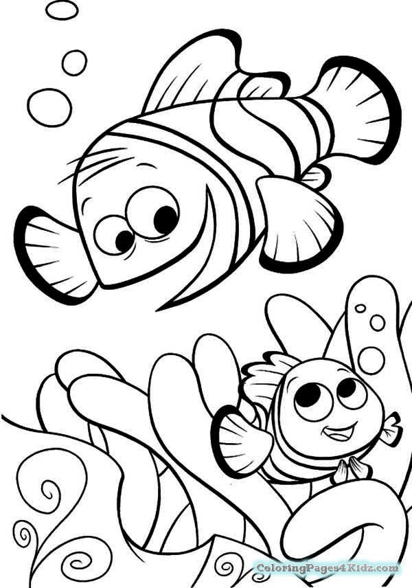 Best ideas about Finding Dory Printable Coloring Pages . Save or Pin Finding Dory Coloring Pages Now.