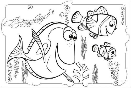 Best ideas about Finding Dory Printable Coloring Pages . Save or Pin eColoringPage Printable Coloring Pages Now.
