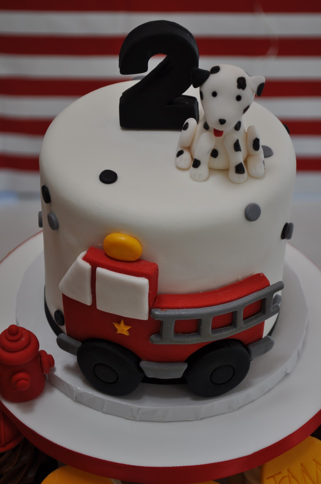 Best ideas about Fire Truck Birthday Cake . Save or Pin For the boys part 2 Now.