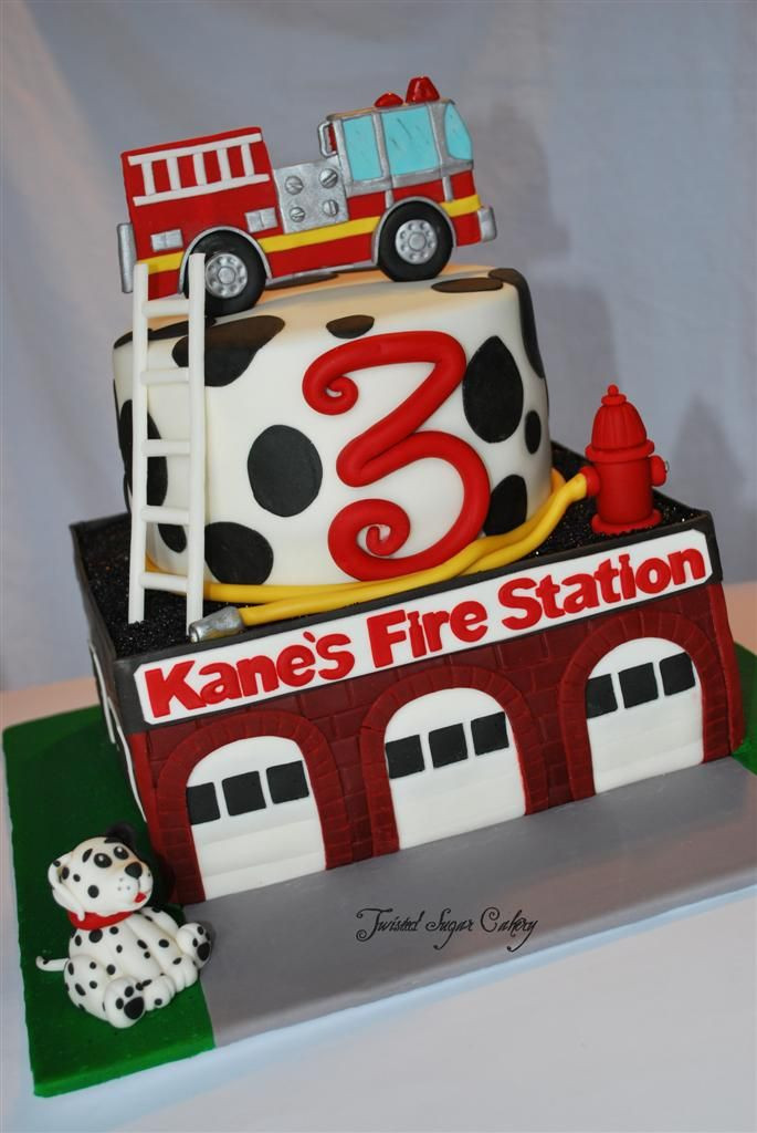 Best ideas about Fire Truck Birthday Cake . Save or Pin 25 best ideas about Fire Truck Cakes on Pinterest Now.