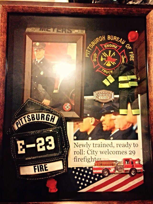 Best ideas about Fireman Gift Ideas . Save or Pin Best 25 Firefighter ts ideas on Pinterest Now.