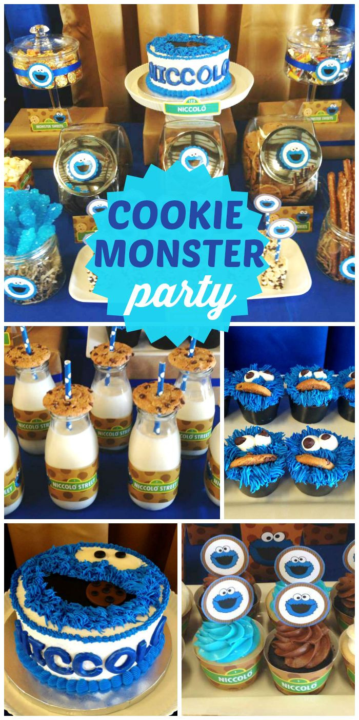 """Best ideas about First Birthday Boy Ideas . Save or Pin Birthday """"Niccolo s 1st Birthday Party"""" in 2019 Now."""