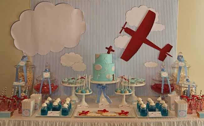 Best ideas about First Birthday Decorations Boys . Save or Pin 24 First Birthday Party Ideas & Themes for Boys Now.