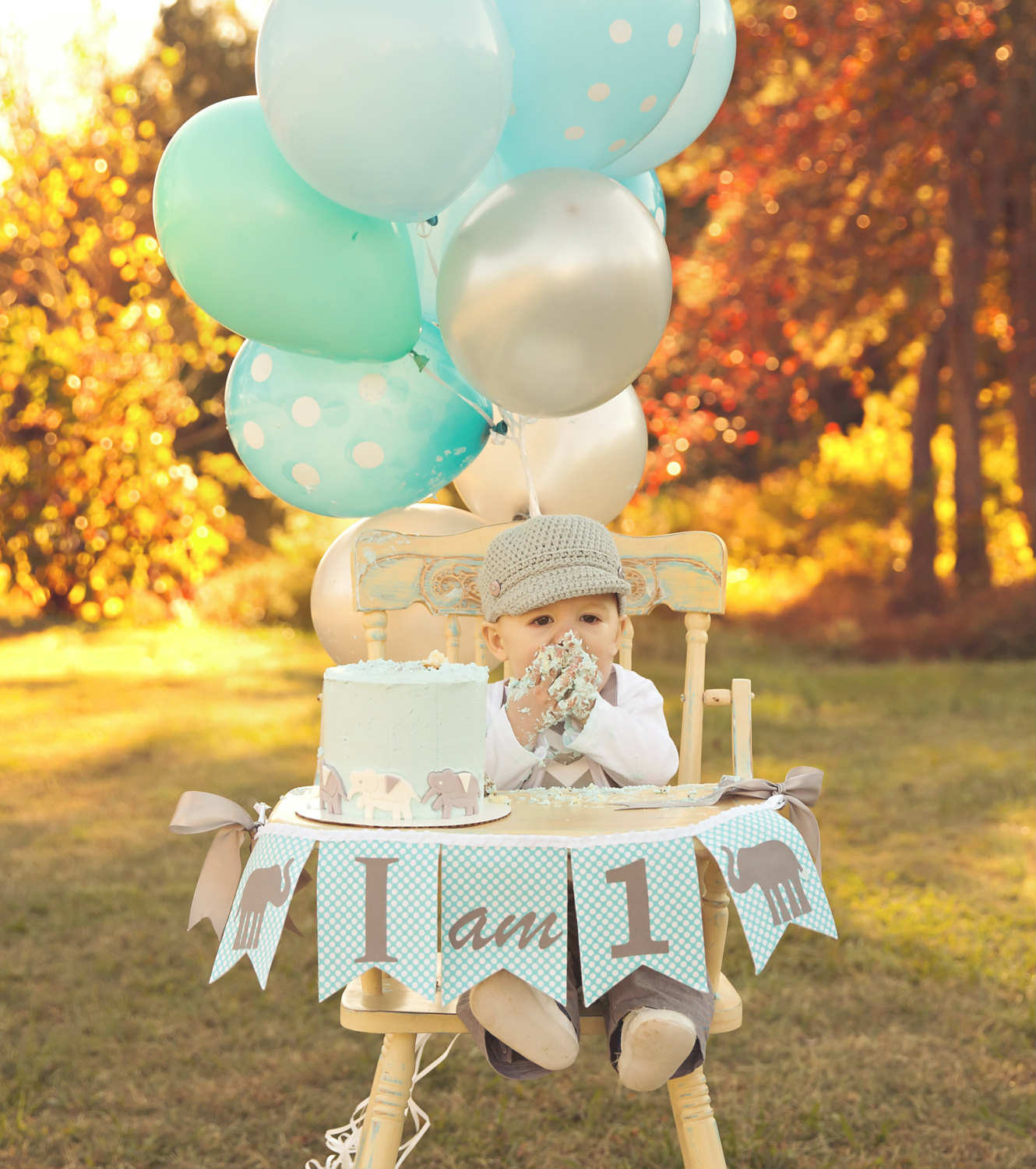 Best ideas about First Birthday Decorations Boys . Save or Pin First Birthday The time to celebrate is here Now.