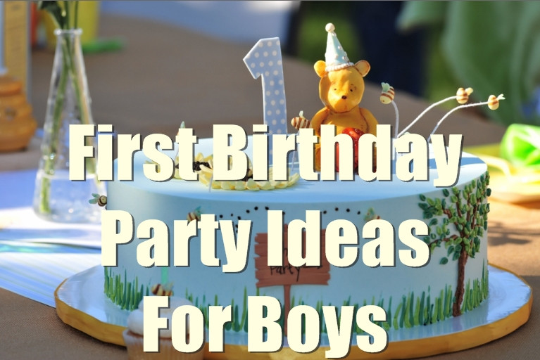 Best ideas about First Birthday Decorations Boys . Save or Pin 1st Birthday Party Ideas for Boys You will Love to Know Now.