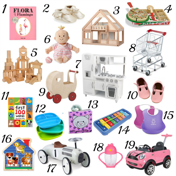 Best ideas about First Birthday Gift Ideas . Save or Pin FIRST BIRTHDAY GIFT IDEAS Katie Did What Now.