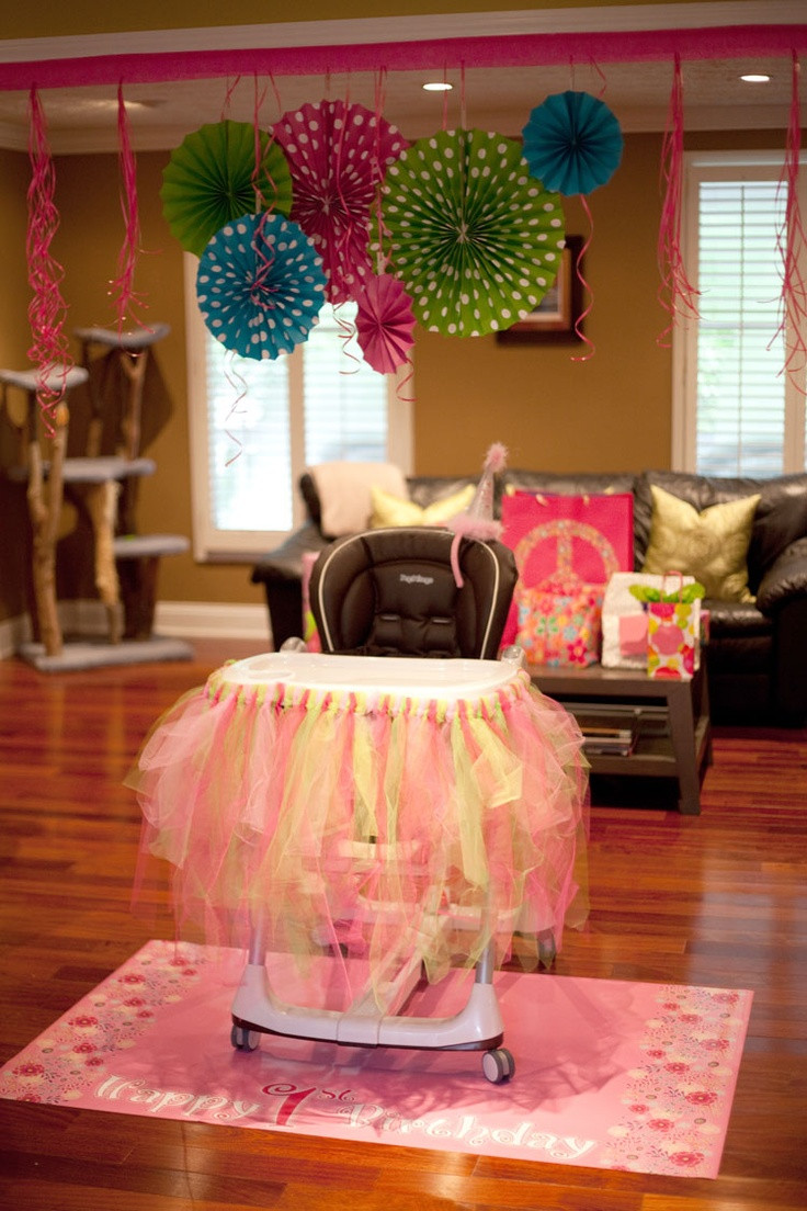 Best ideas about First Birthday Highchair Decorations . Save or Pin 391 best images about 1st Birthday Highchair on Pinterest Now.