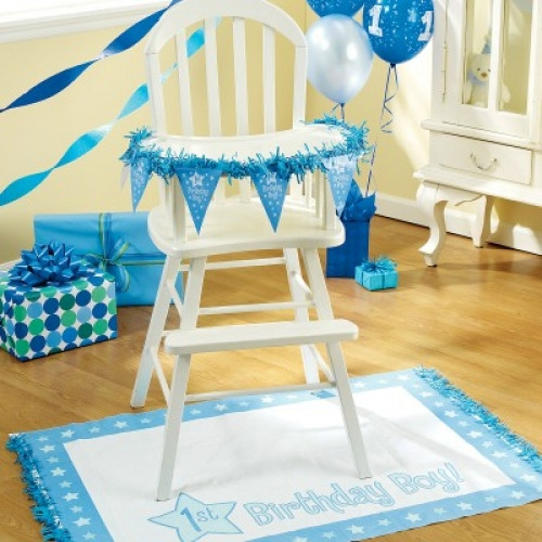 Best ideas about First Birthday Highchair Decorations . Save or Pin e Special Boy High Chair Decorating Kit Now.