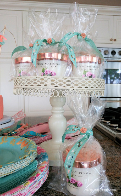 Best ideas about First Birthday Party Favors . Save or Pin Easy DIY Boho First Birthday Party DIY Inspired Now.