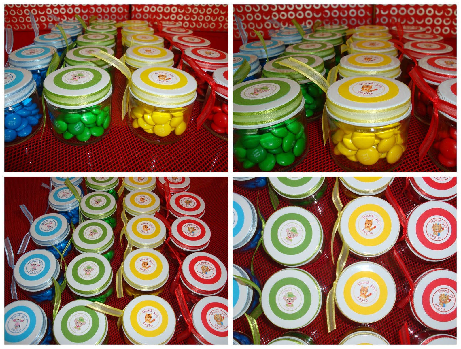 Best ideas about First Birthday Party Favors . Save or Pin sweet bambinos First Birthday favors Now.