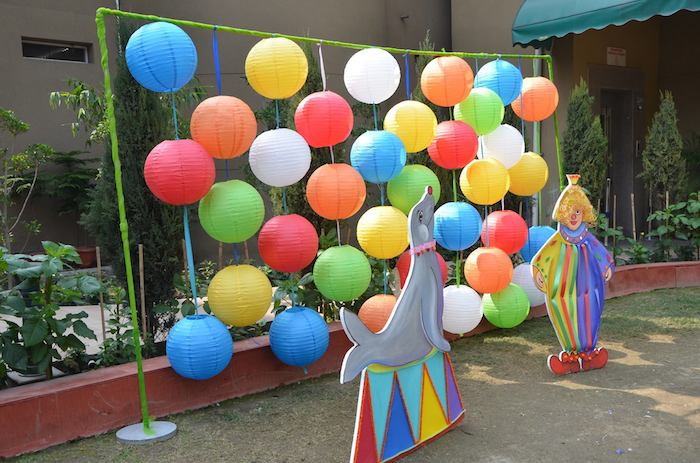 Best ideas about First Birthday Party Game . Save or Pin Kara s Party Ideas First Birthday Carnival Party Planning Now.