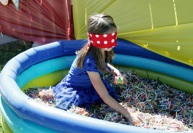 Best ideas about First Birthday Party Game . Save or Pin Circus Themed Birthday Party Bless This Mess Now.