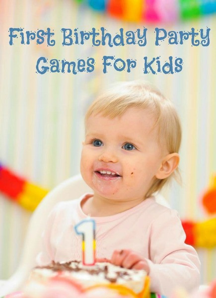 Best ideas about First Birthday Party Game . Save or Pin First Birthday Party Games For Kids Moms & Munchkins Now.
