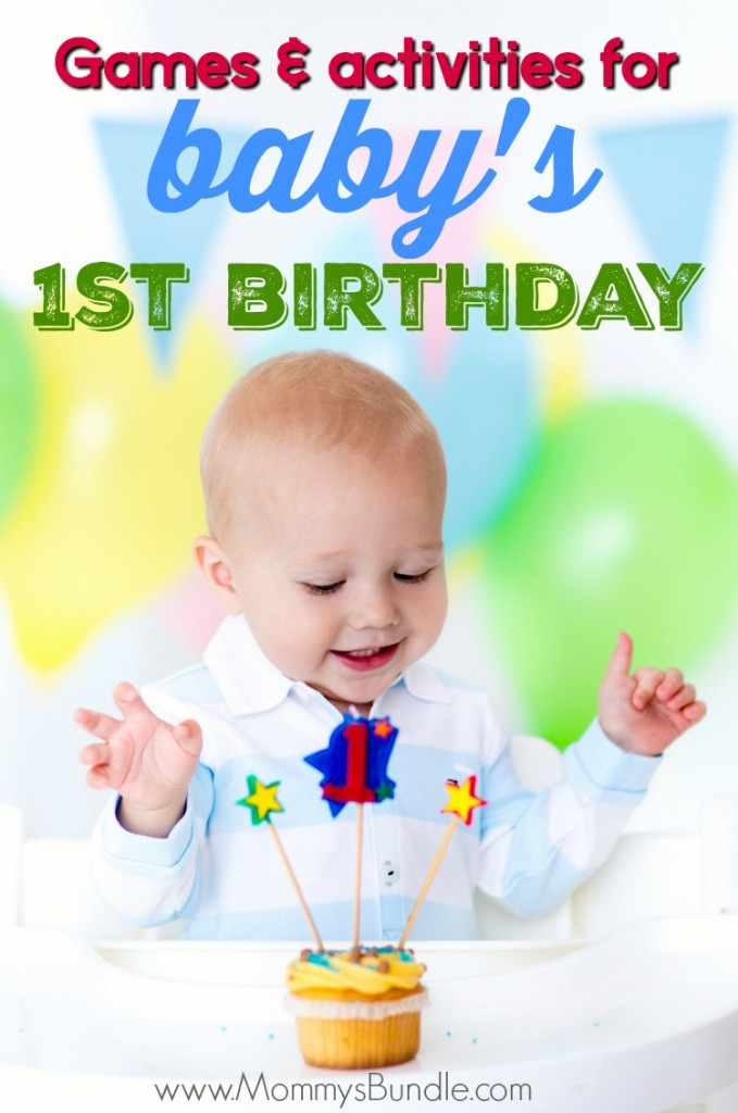 Best ideas about First Birthday Party Game . Save or Pin The Best Party Games for Baby s First Birthday Mommy s Now.