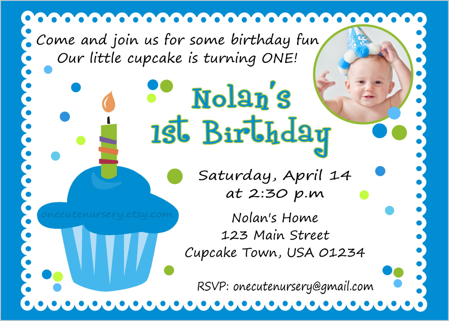 Best ideas about First Birthday Quotes . Save or Pin 1st Birthday Quotes For Cards QuotesGram Now.