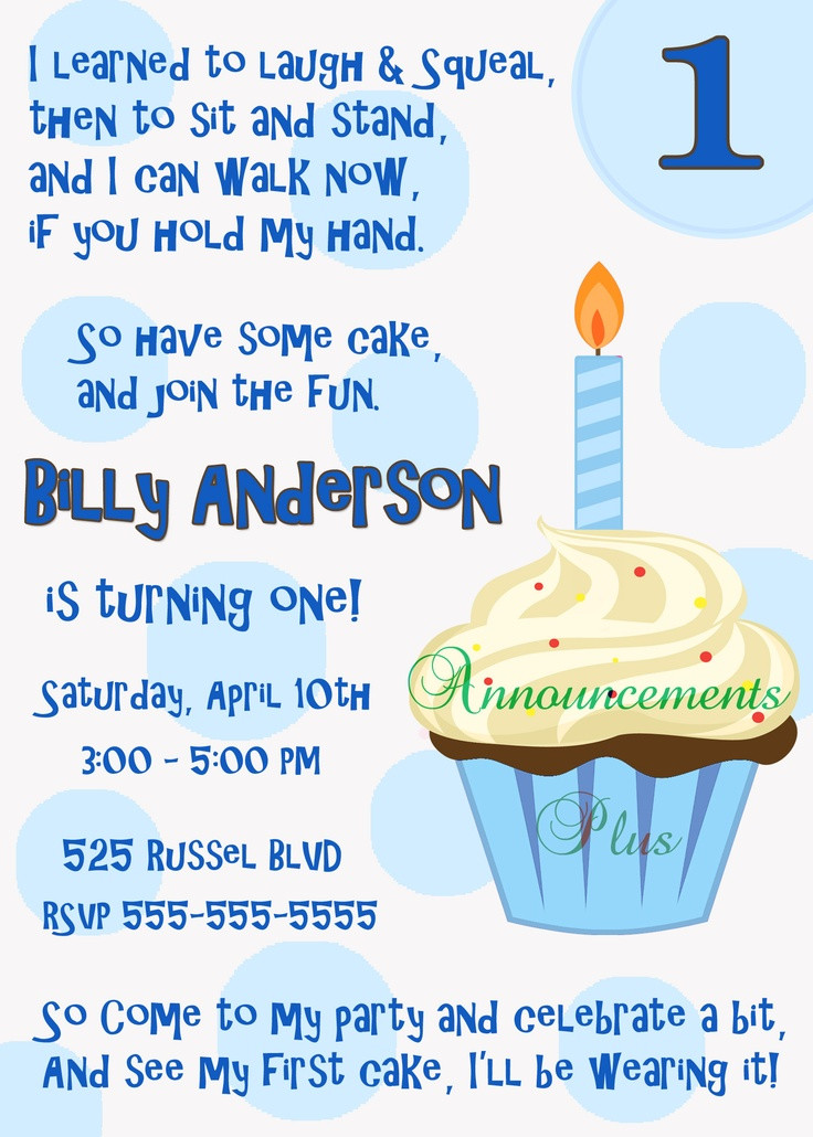 Best ideas about First Birthday Quotes . Save or Pin 25 best 1st Birthday Quotes on Pinterest Now.
