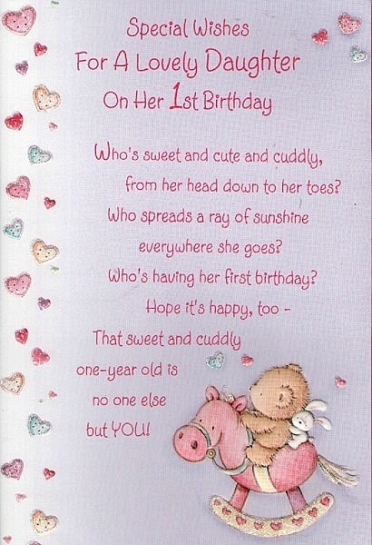 Best ideas about First Birthday Quotes . Save or Pin First Birthday Quotes 21 QuotesGram Now.