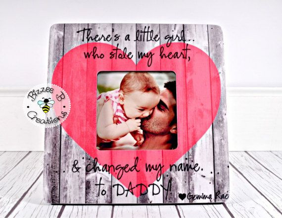 Best ideas about First Father'S Day Gift Ideas From Baby . Save or Pin 1000 ideas about Daddy Daughter on Pinterest Now.