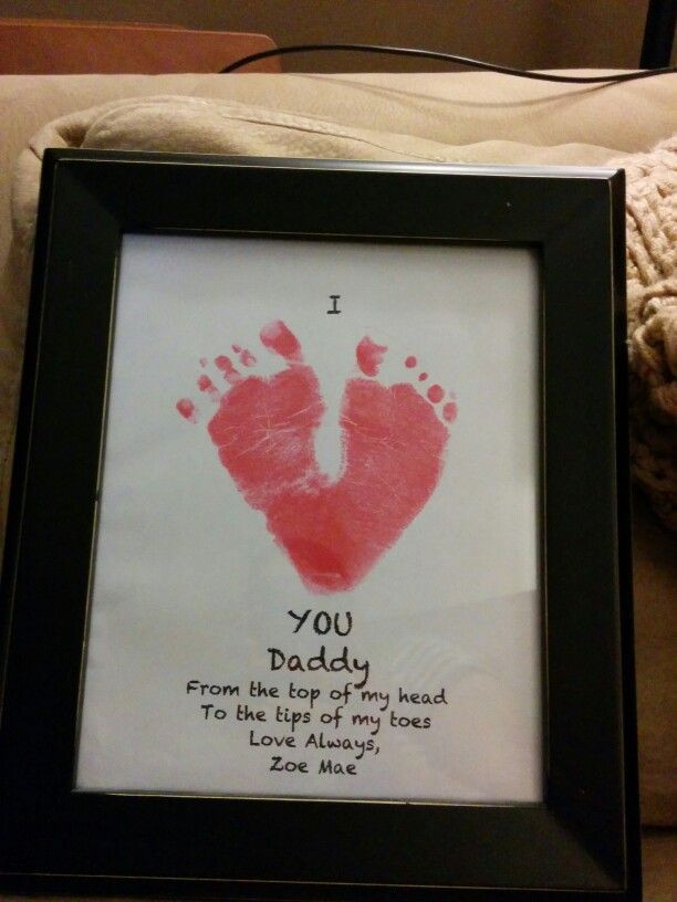 Best ideas about First Father'S Day Gift Ideas From Baby . Save or Pin Pin by Kendall Davis on Holidays Now.
