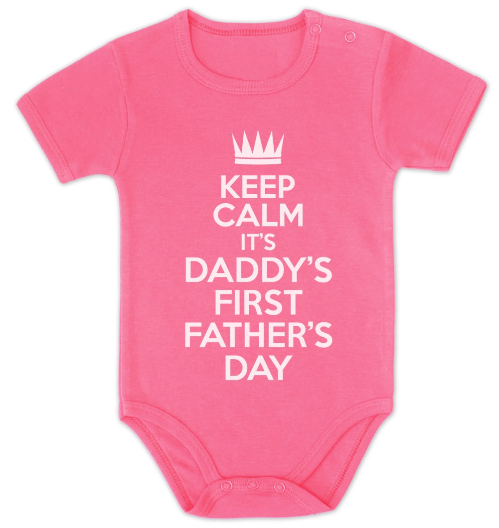 Best ideas about First Father'S Day Gift Ideas From Baby . Save or Pin Fathers Day Gift Keep Calm Daddy s First Father s Day Now.