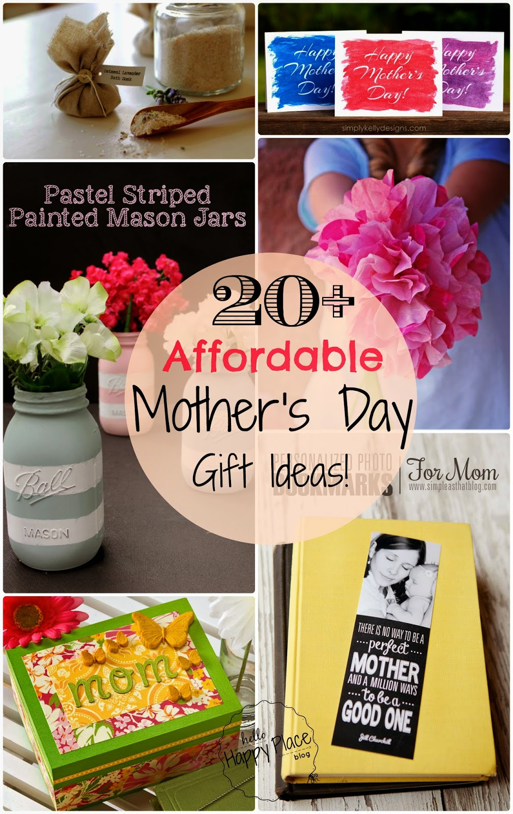 Best ideas about First Mothers Day Gift Ideas . Save or Pin Hello Happy Place Now.