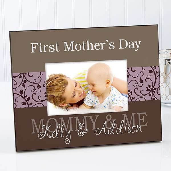 Best ideas about First Mothers Day Gift Ideas . Save or Pin First Mother s Day Frames Preserve Precious Memories Forever Now.