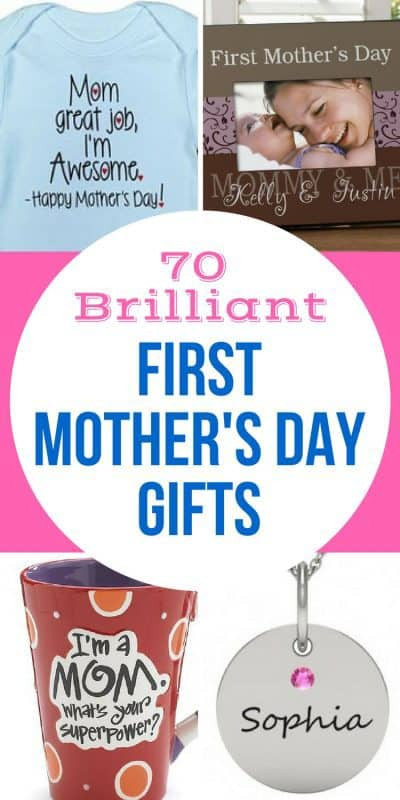 Best ideas about First Mothers Day Gift Ideas . Save or Pin First Mother s Day Gifts 50 Best Gift Ideas for First Now.