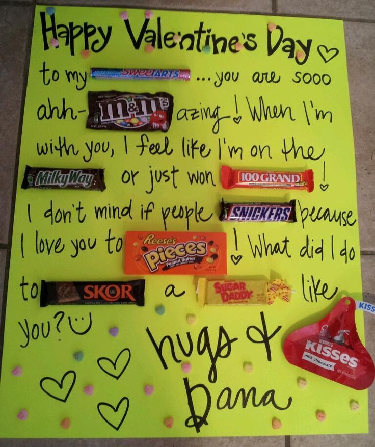 Best ideas about First Valentine'S Day Gift Ideas For Him . Save or Pin 17 Best Valentines Ideas For Him on Pinterest Now.