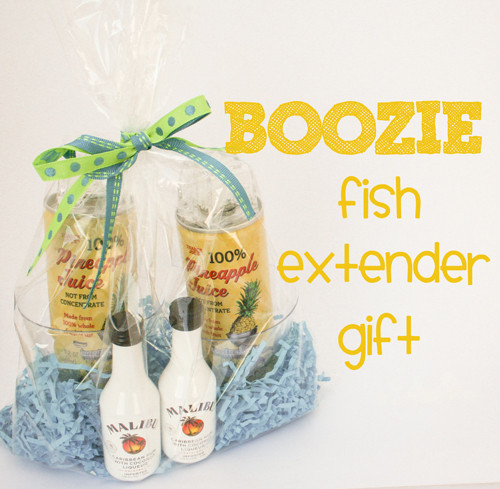 Best ideas about Fish Extender Gift Ideas . Save or Pin Boozie fish extender t idea Such the Spot Now.