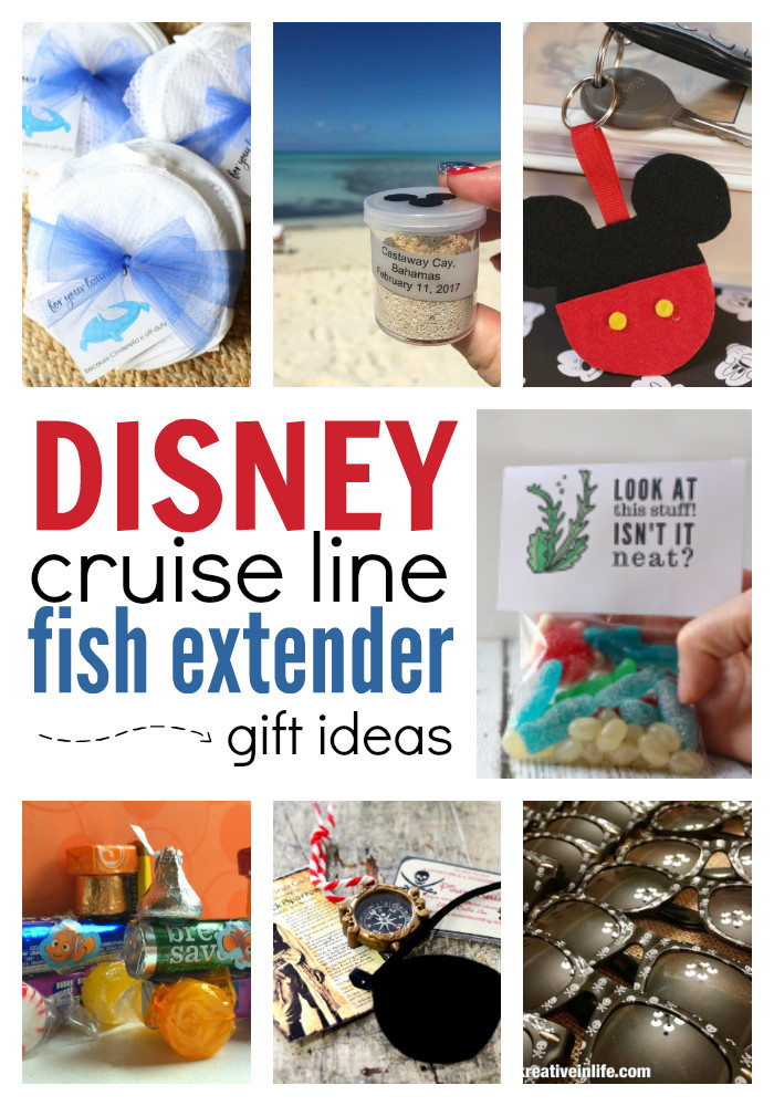 Best ideas about Fish Extender Gift Ideas . Save or Pin Disney Cruise Line Fish Extender Gifts for the Non Crafty Now.