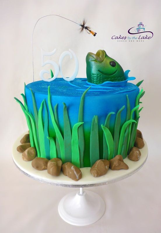 Best ideas about Fishing Birthday Cake . Save or Pin Best 25 Fisherman cake ideas on Pinterest Now.