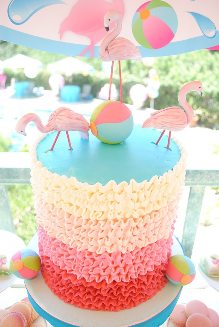 Best ideas about Flamingo Birthday Party . Save or Pin DIY Pink Flamingo Party Ideas The Cottage Market Now.