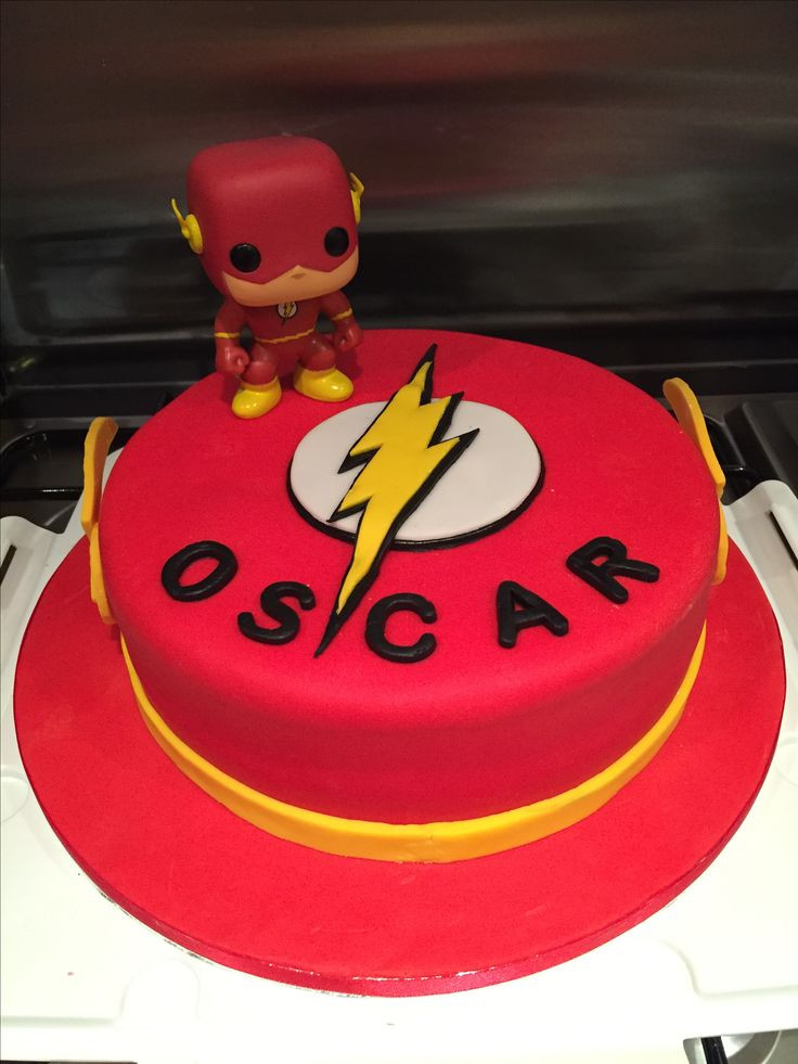 Best ideas about Flash Birthday Cake . Save or Pin 180 best FLASH & ARROW PARTY images on Pinterest Now.