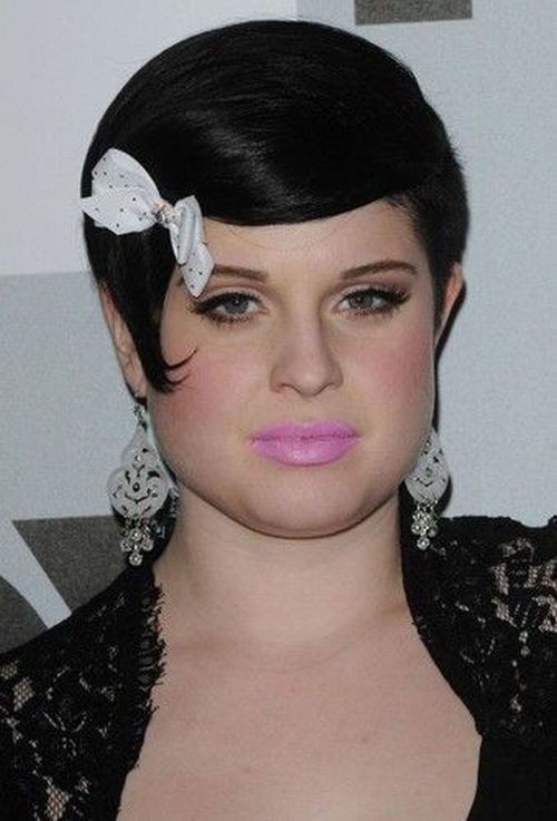 Best ideas about Flattering Hairstyles For Fat Faces . Save or Pin short hairstyles for fat faces Now.