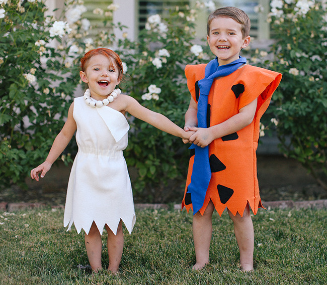 Best ideas about Flintstone Costumes DIY . Save or Pin Fred And Wilma Flintstone Costume DIY Now.